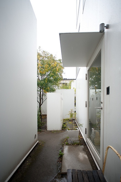 moriyama house - SANAA by Jon Reksten, via Flickr