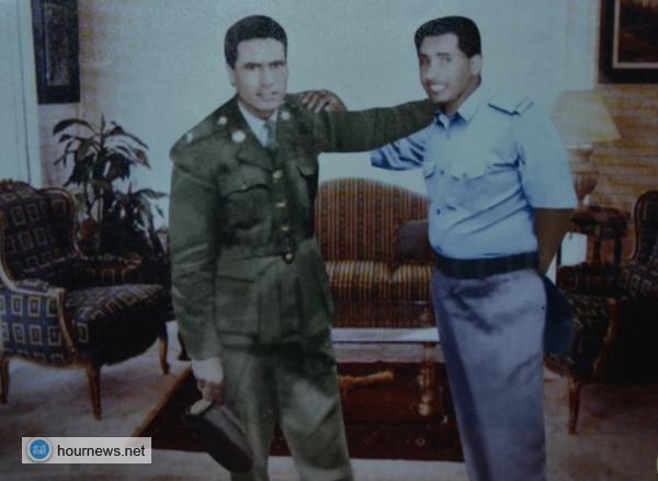 صور تنشر لأول مرة علاقة الرئيس هادي بسالم مسيبع ومعمر القذافي History Libya Libyan