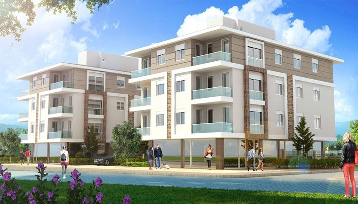 Commercial Property for Sale in Kepez, 104