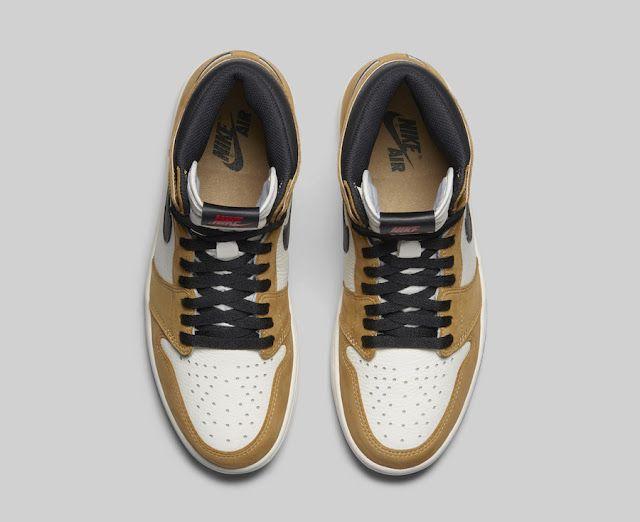 First Look Nike Air Jordan 1 High Og Rookie Of The Year Air