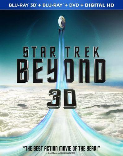 Star Trek Beyond [Includes Digital Copy] [3D] [Blu-ray/DVD] [Blu-ray/Blu-ray 3D/DVD]