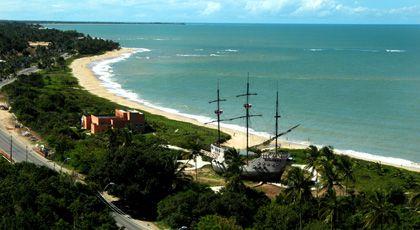 PACOTE Porto Seguro - 4 dias / 3 diárias