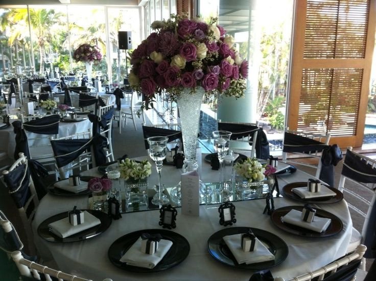 Chanel classic class was the inspiration for our own wedding here at Supplize Decor Hire!