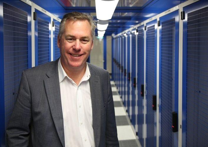 NEXTDC Head of Channels, Products, QLD Sales, Steve Martin.