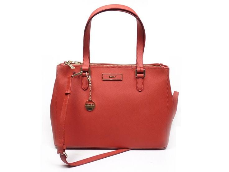 DKNY R1314415 tas - rood