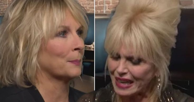 Watch Absolutely Fabulous stars Joanna Lumley and Jennifer Saunders take on The Real Housewives of New York City