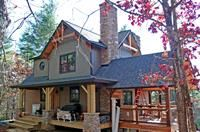Mosscreek Luxury Log And Timber Frame Homes Cabanes