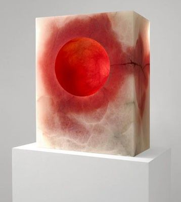 Anish Kapoor - Untitled 2007, alabaster