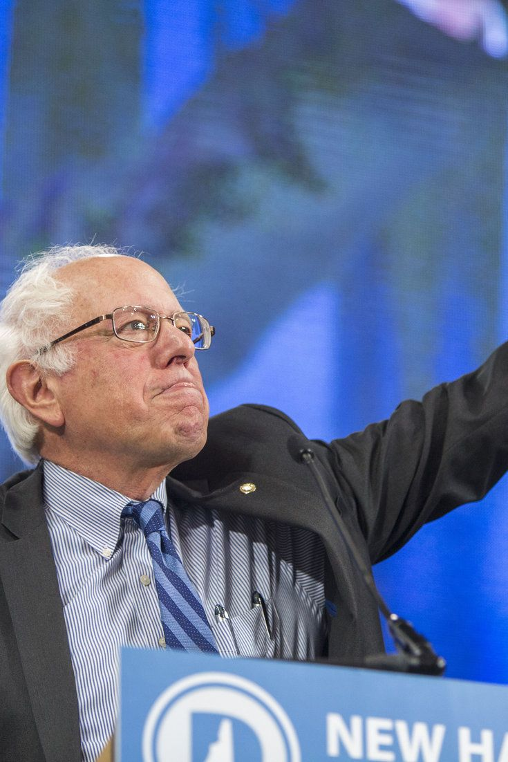 Bernie Sanders Pulls Closer To Hillary Clinton In New Presidential Poll He's gained ground since July. |    Sam Levine Associate Politics Editor, The Huffington Post Posted: 09/27/2015
