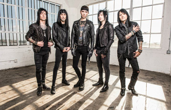 Black Veil Brides share the dumbest disses they've ever gotten, biggest rockstar moments - Features - Alternative Press #BVB5