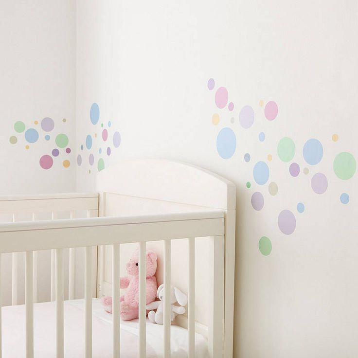 dotty dot dot wall stickers by kidscapes wall stickers | notonthehighstreet.com