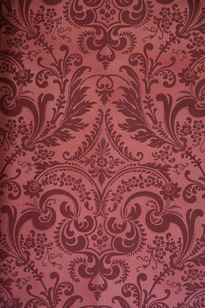 Marsala Wallpaper. Pantone Color of the Year 2015: Marsala Designs We Love at Design Connection, Inc. | Kansas City Interior Design http://www.DesignConnectionInc.com/Blog