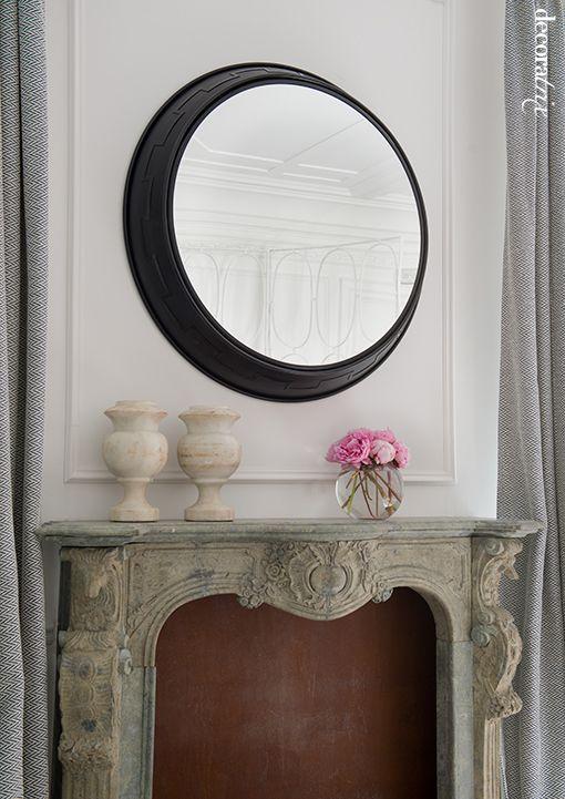 Las 25 mejores ideas sobre espejos redondos en pinterest for Espejos redondos salon