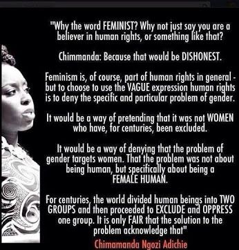 If those women were really oppressed, someone would have tended to have freed them by then.