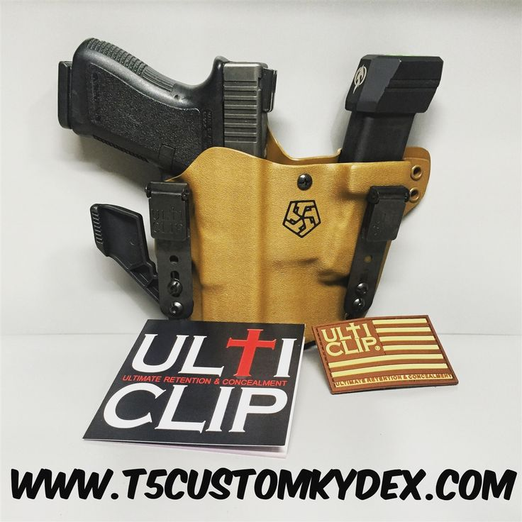 hitchhiker, kydex, kydex holster, custom kydex, custom holster, custom kydex holster, combo holster, holster, glock, smith and wesson, S & W, springfield, springfield armory, 1911, spare mag Find our speedloader now! http://www.amazon.com/shops/raeind