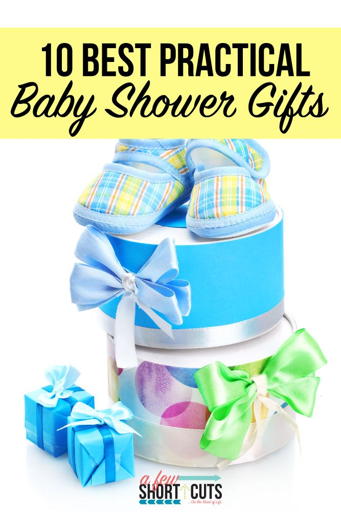 10 Best Practical Baby Shower Gifts
