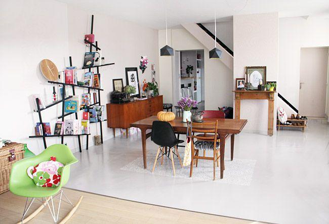 les 25 meilleures id es de la cat gorie b ton liss. Black Bedroom Furniture Sets. Home Design Ideas