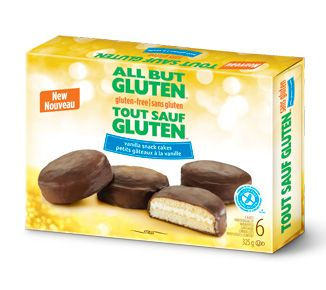 Treat yourself to our new #vanilla snack cakes - covered in #chocolate!