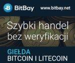 BitBay – PORTFEL BitCoin, Ethereum, Lisk oraz LiteCoin