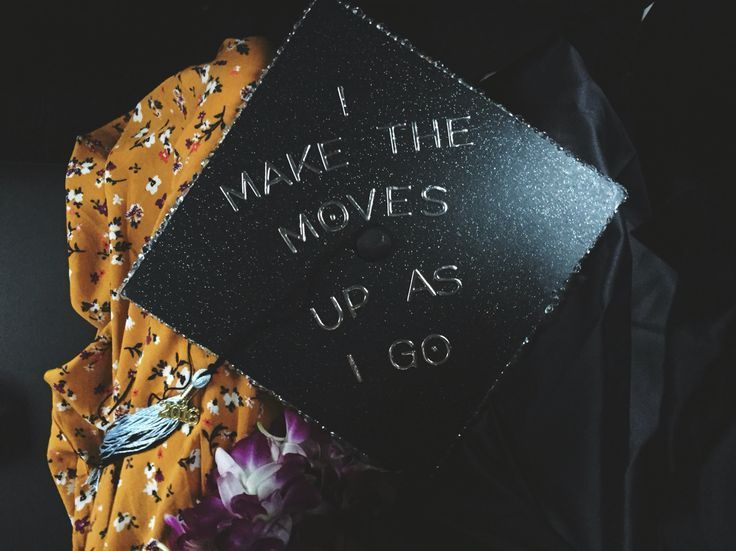 My graduation cap was inspired by Taylor Swift's song Shake It Off - #graduation #inspired #Shake #swift #taylor -