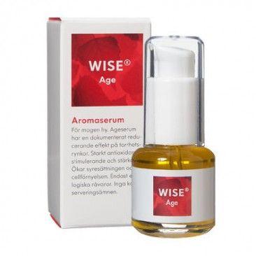 Ekologiczne, przeciwzmarszczkowe serum do skóry dojrzałej
