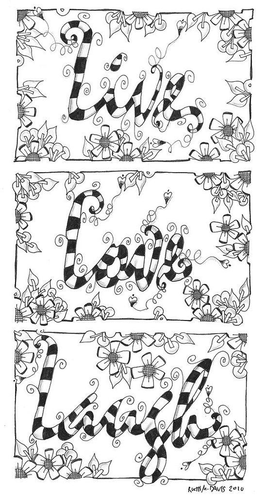 I Love You Coloring Pages Pdf : Printable i love you coloring pages for teenagers