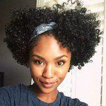 A post about how to do a Bantu Knot Out on 4c natural hair with tips on how to get the best results.