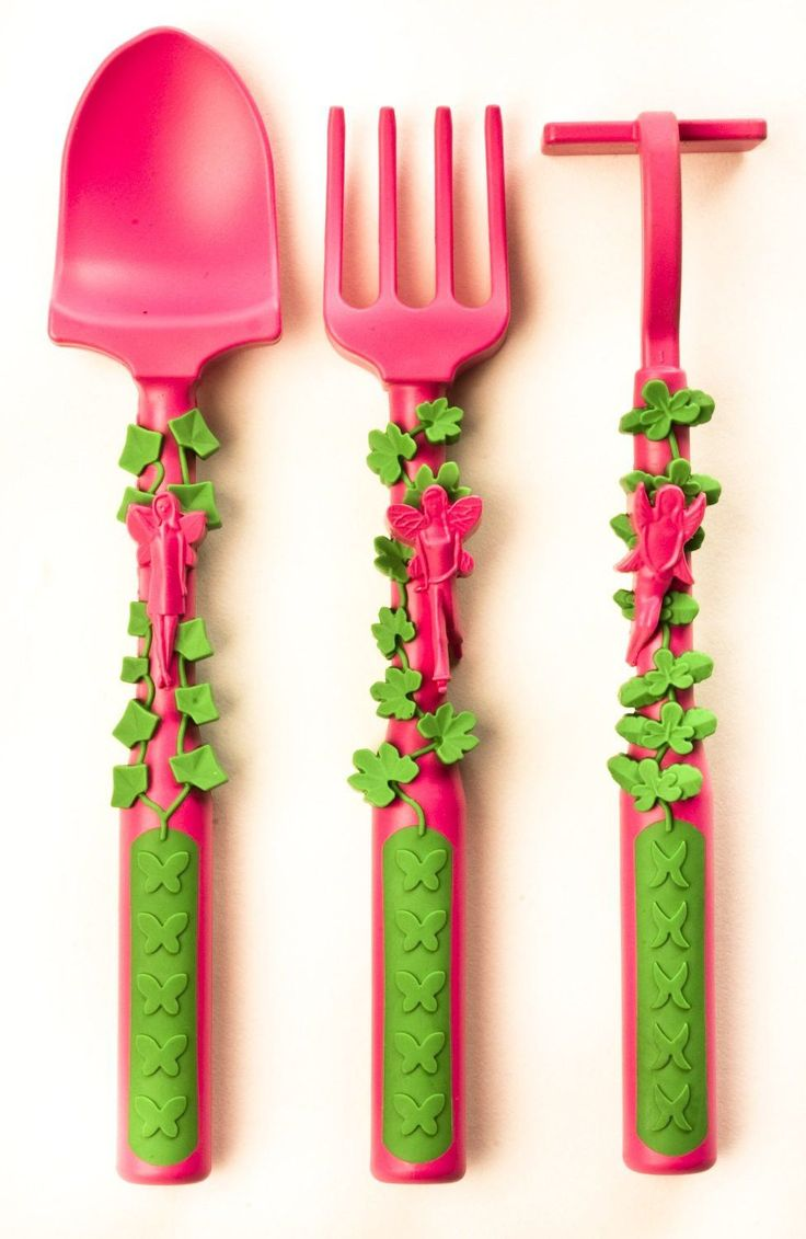 Garden Fairy Utensils - Set of 3
