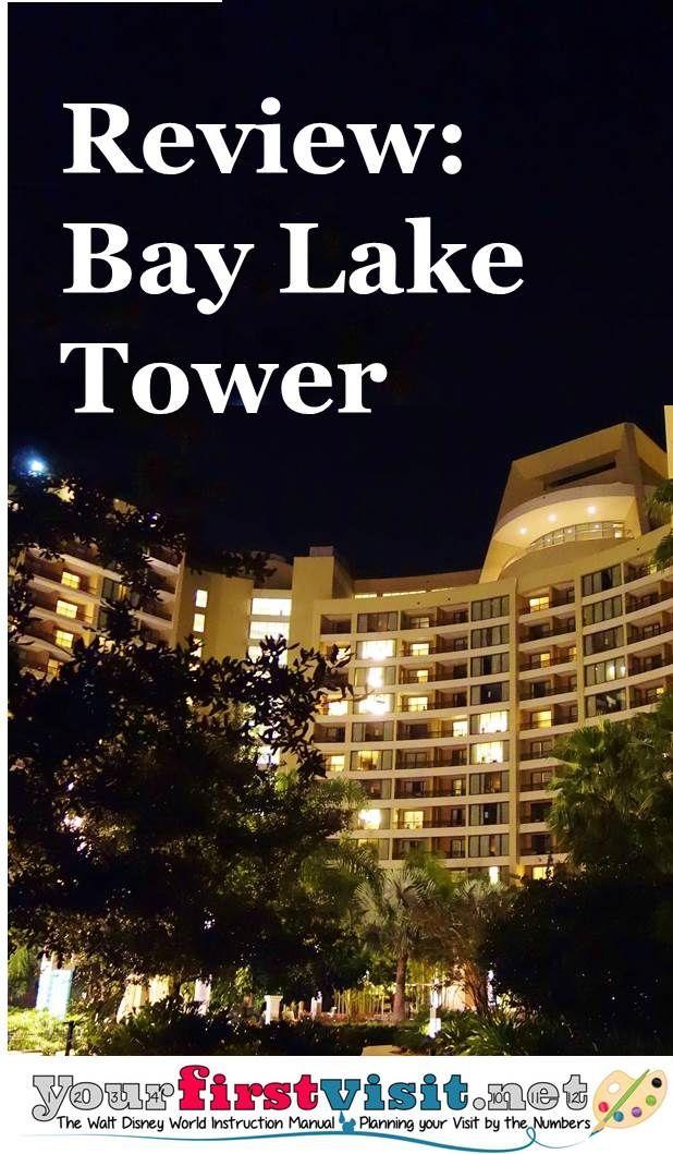 Review Bay Lake Tower at Disneyu0027s Contemporary