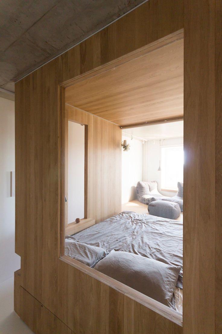 Studio Apartment Architecture 39 best 50 sq.m apartment images on pinterest | living spaces