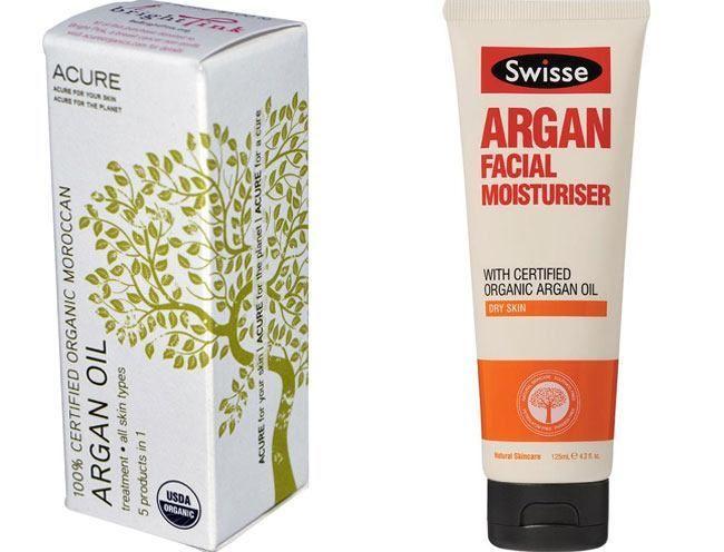Ten Argan Oil Benefits for Skin, Hair and Body -- Skin Moisturising