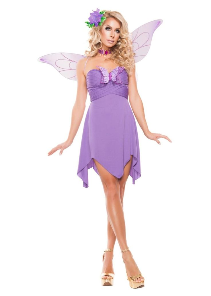 lilac fairy womens costume deluxe - Halloween Ballet Costumes