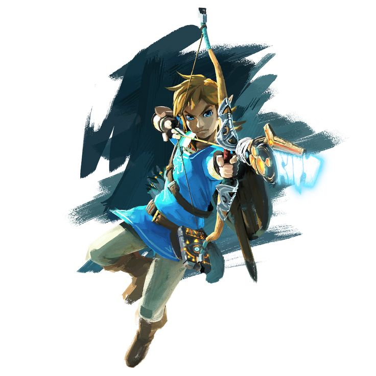 New official artwork for next The Legend of Zelda title shown - Release in March 2017 on Wii U and Nintendo's next console, codenamed #NintendoNX