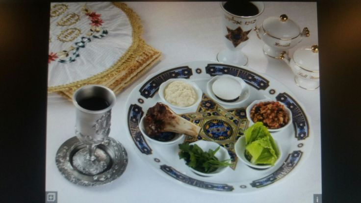 L'SHANA TOVAH ( HAPPY NEW YEAR - SPIRITUAL/ SACRED)! HAPPY PASSOVER! MAY GOD BLESS YOUR PASSOVER SEDER! TOMORROW: UNLEAVENED BREAD (MATZAH - 7 DAYS) WATCH THEM TEMPTATIONS! GOD BLESS!