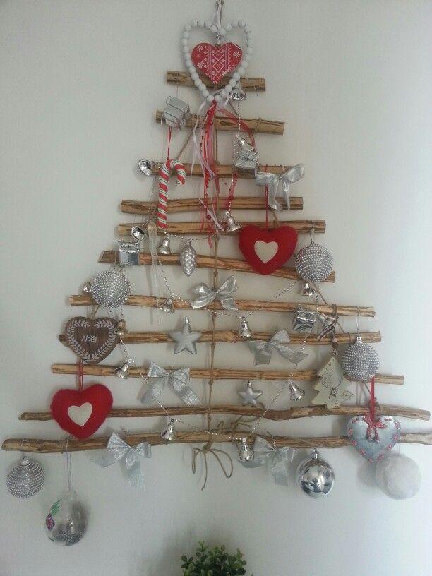 Oltre 1000 idee su albero di natale fai da te su pinterest for Idee albero di natale fai da te