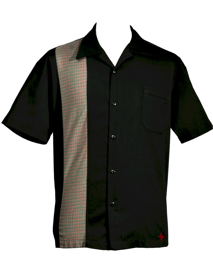 Be the envy of the lanes in custom bowling shirts and bowling league polos. With retro styling and funky designs, these shirts will get your team noticed. Easily customize with your team name and player names to complete the look.