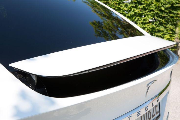 aileron Tesla Model X (2016)