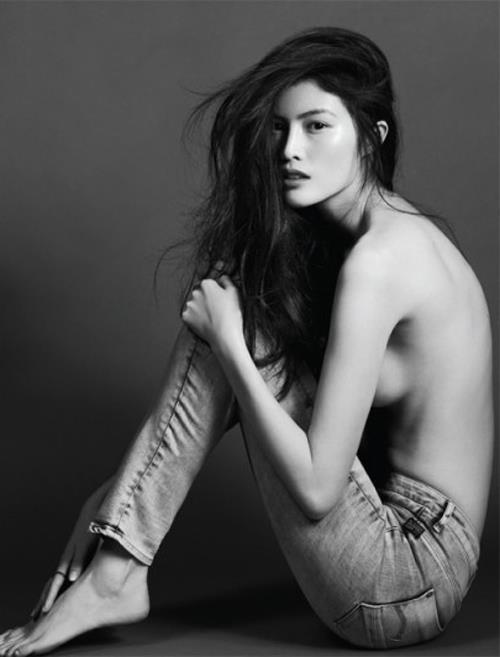 Sui He #SALSITcrush #modelcrush. V