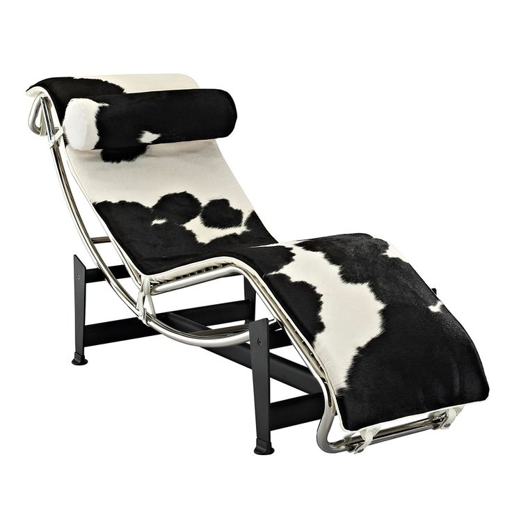 Ink Blot Chaise Lounge Chair