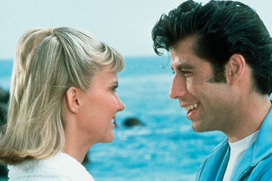 Sandy and Danny, Grease!