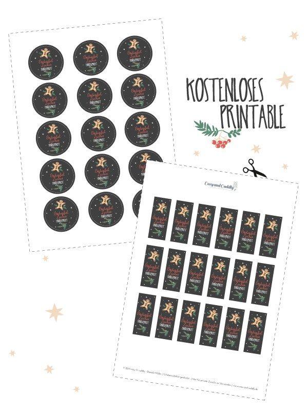25 einzigartige weihnachts etiketten zum ausdrucken ideen. Black Bedroom Furniture Sets. Home Design Ideas