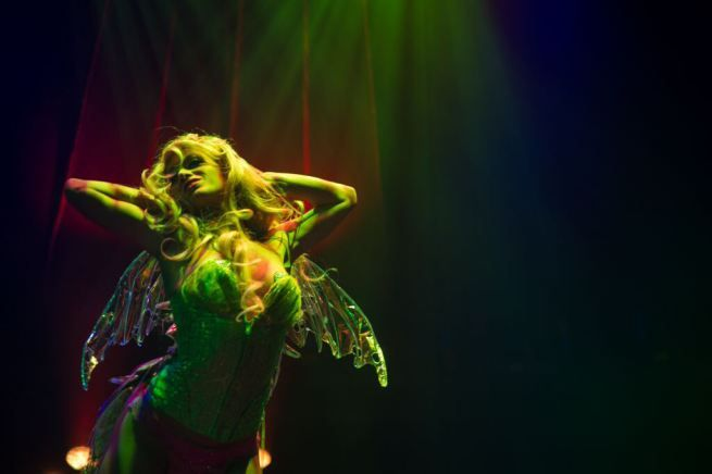 LIKE us on Facebook and tell us why you MUST SEE ABSINTHE UNDER THE SPIEGELTENT FOR THE CHANCE TO WIN ONE OF 3 DOUBLE PASSES