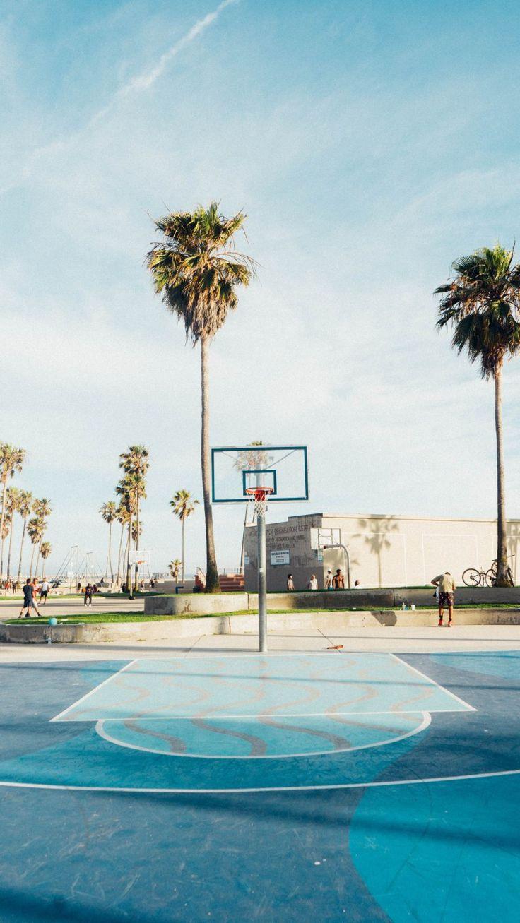 Ballin in venice beach