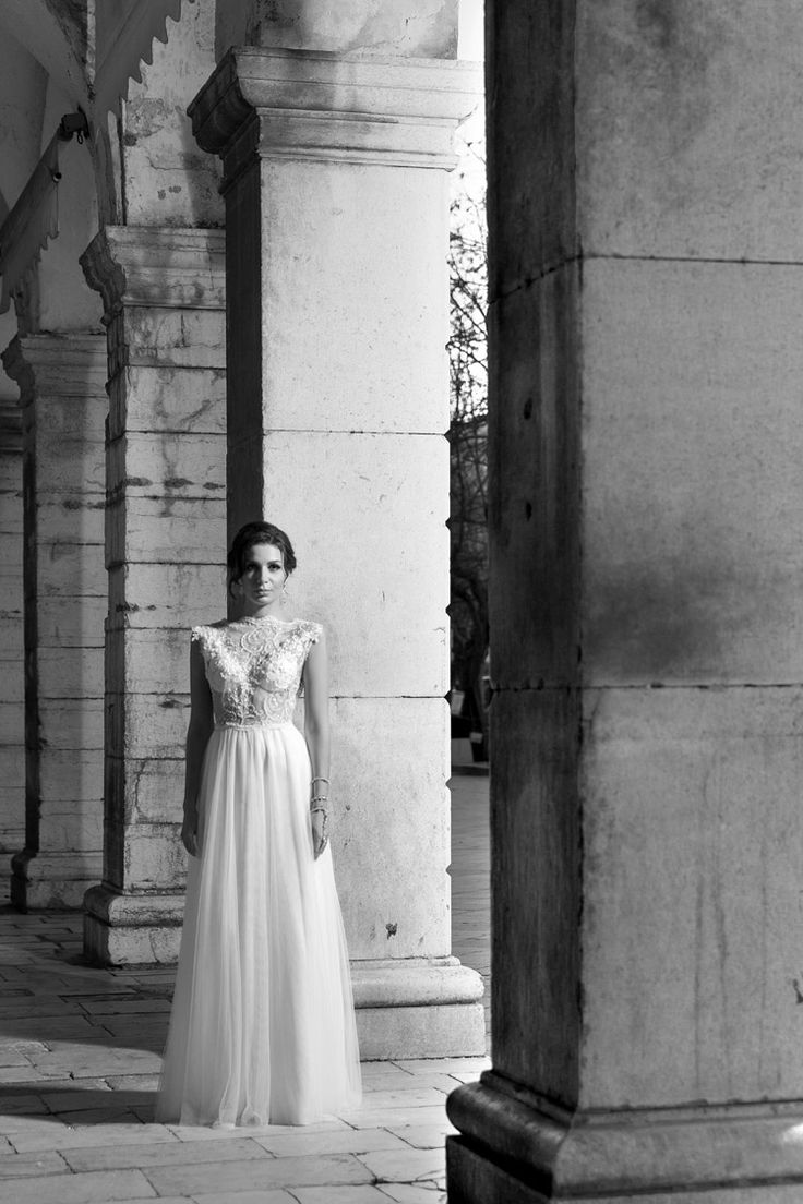 Fashion Photography with Marianna Kastrinos Couture - Studio 74