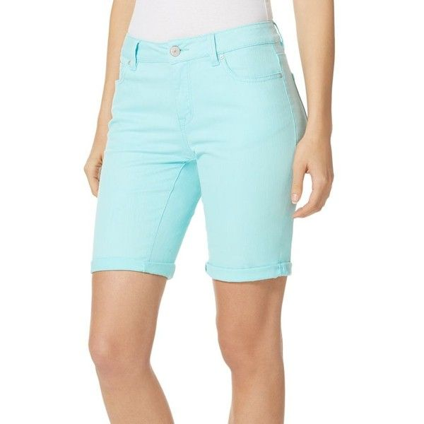 Vintage America Blues Limpet Shell Boho Bermuda Shorts - Women's (£31) ❤ liked on Polyvore featuring shorts, limpet shell, pocket shorts, zipper shorts, zipper pocket shorts, boho shorts and bermuda shorts