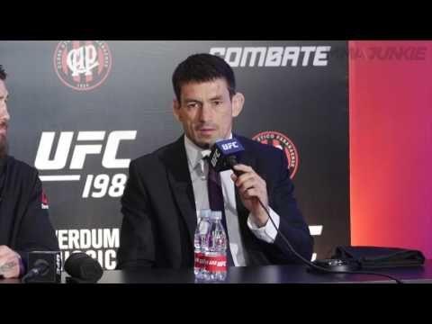 Demian Maia says controlling emotion key to big UFC 198 win