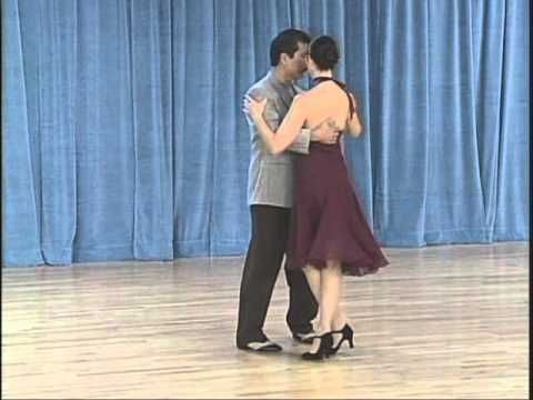 Milonga - Left Turn Combination