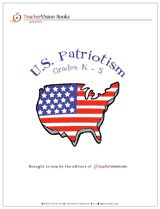 U.S. Patriotism, Volume I: Printable Book (Grades K-5). This printable teacher resource book is filled with flag activities, patriotic songs, art ideas, lessons on peace, and other patriotic worksheets. Help students show their pride in the United States!