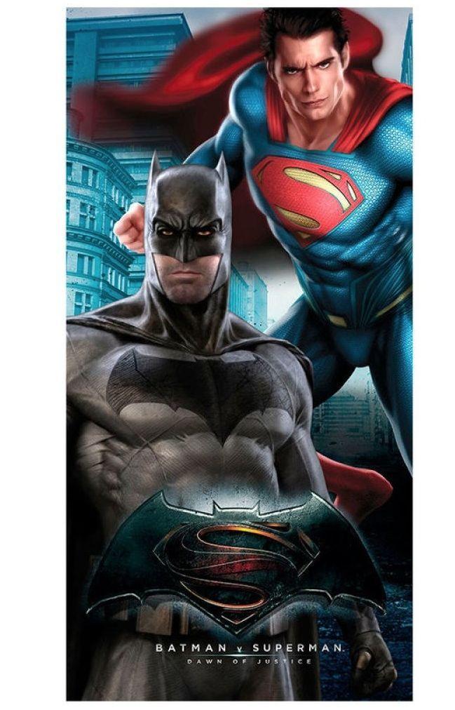 Batman vs Superman Handdoek Dawn of Justice