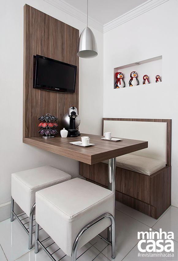 revista decoracao kitnet : revista decoracao kitnet:1000 ideias sobre Mesas Pequenas Para Sala De Entrada no Pinterest